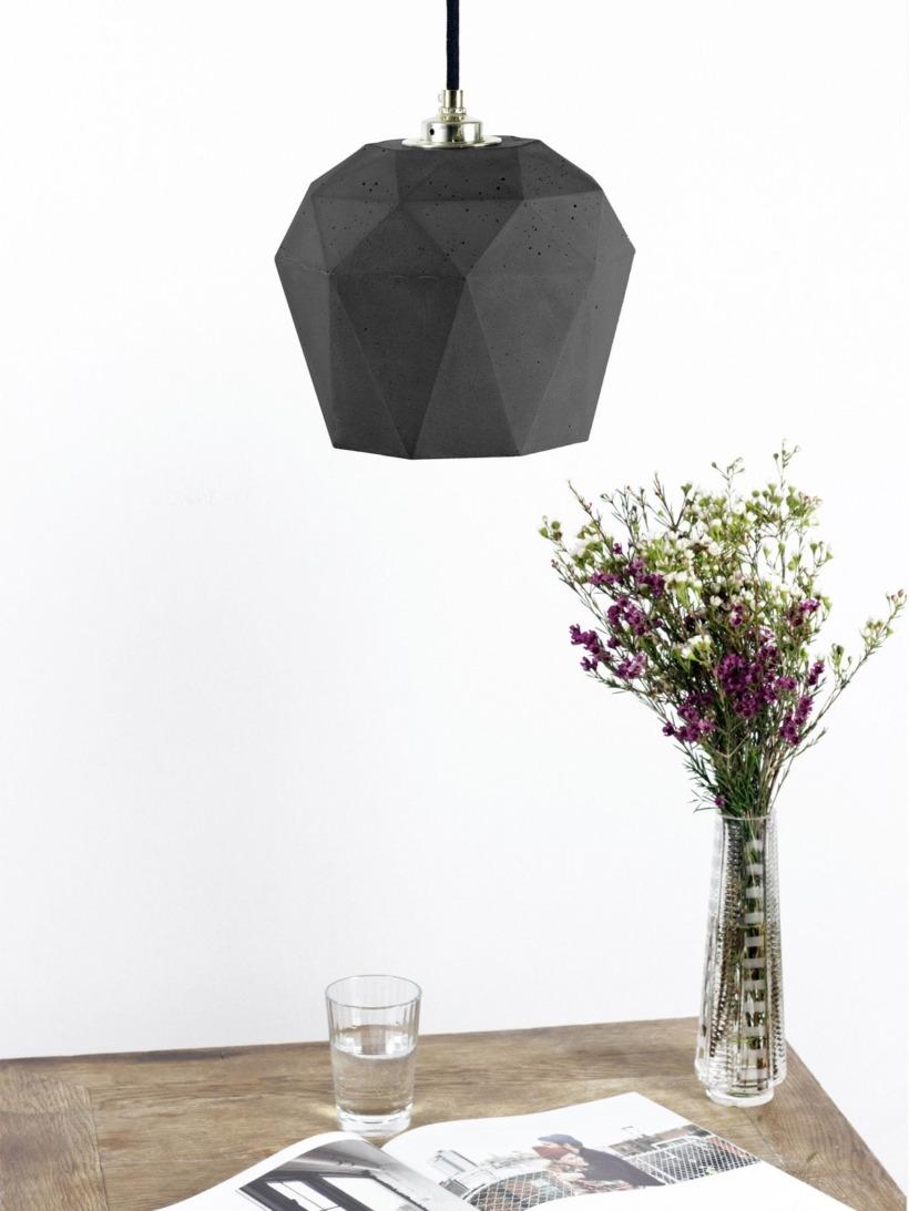 [T3]dark Hängelampe trianguliert