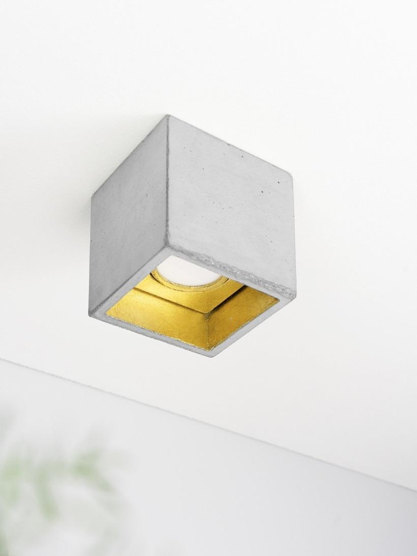 [B7] Deckenspot quadratisch