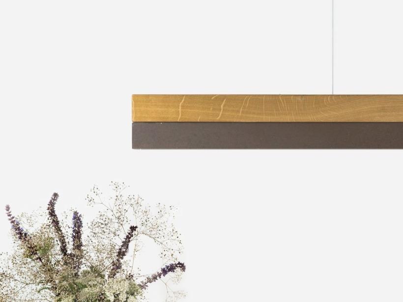 [C1o]corten Pendelleuchte Corten Stahl